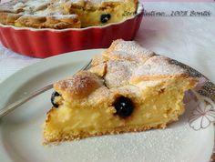 Pasticciotto con crema e amarene (senza glutine) | zero glutine...100% Bontà