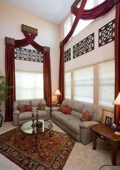 Image detail for -Custom window treatments