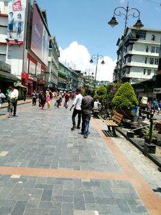MG Marg, Sikkim short tour.