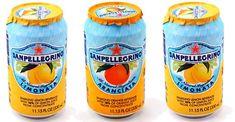 Lemon and Orange San Pellegrino...put in freezer for 20-30 min. Like a slushy, drink or add vodka... Thanks @melissabrodahl