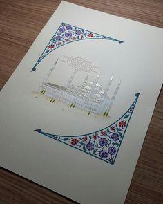 Islamic Motifs, Islamic Art Pattern, Graph Paper Drawings, Art Drawings, Pattern Drawing, Pattern Art, Persian Pattern, Islamic Paintings, Arabic Art