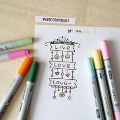 #100daysofdooodles2 #100dayproject #100daysproject #doodle #drawing #markers #smile #inspiration #livelaughlove #markers #рисунок #маркеры #вдохновение
