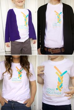 Family Reunion T Shirts (and free download to make your own!)