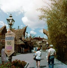 all the birds sing songs and the flowers bloom.in the tiki tiki tiki tiki tiki room! Disneyland Photos, Vintage Disneyland, Disney Love, Disney Theme, Tiki Room, Songs To Sing, Magic Kingdom, Best Memories, My Happy Place