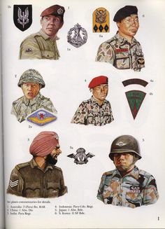 Military Gear, Military History, Military Uniforms, British Army Uniform, Military Insignia, Military Pictures, Paratrooper, Army & Navy, Special Forces