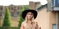 London Fashion Week Street Style Spring 2015 - London Street Style