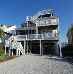 """Want us to help you find the perfect vacation home? """"As You Wish"""". We mean it and it's the name of the house! Do you see what we did there? This 2nd row home in Ocean Isle Beach has pool access and will sleep up to 16 people! Bring your whole family to the beach!"""
