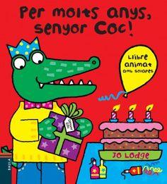 106121_Senyor_Coc_2 Birthday Gifts, Happy Birthday, Helen Mirren, Crocodiles, Crocs, Childrens Books, Anime, Conte, Gift Ideas