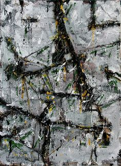 Antonio Basso - Modern Abstract Art: Tie#12   Acrylic on burlap, hemp and wi…   Flickr - Photo Sharing!