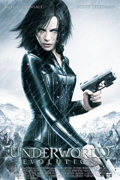 Underworld (All Films):  Underworld storyline is awesome, imo 1 & 2, have been the best.