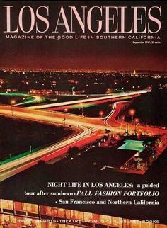 Los Angeles magazine - September, 1961