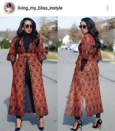 African Fashion Ankara, Latest African Fashion Dresses, African Inspired Fashion, African Dresses For Women, African Print Dresses, African Print Fashion, African Attire, African Wear, Mode Kimono