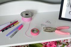 Jen's office essentials - Paisley + Sparrow