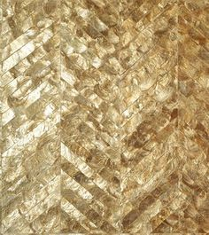 Beautiful wall covering by Maya Romanoff ....Mother of Pearl Chevron
