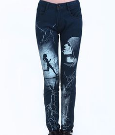 Women Skinny Pants / Women Jeans / Ladies Skinny Jeans / Denim ...