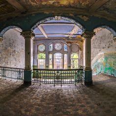 Sammelthema Verlassene, zerfallene, vergessene Gebäude - Seite 182 - DSLR-Forum