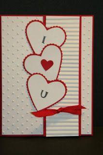 My Creative Corner!: I Love You Valentine's Day Card