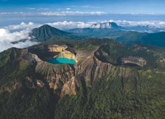 kelimutu+lakes | Kelimutu National Park | Mesmerize Journeys