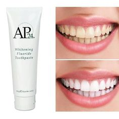 New Nu Skin NuSkin Effective Whitening Fluoride Toothpaste New Nu Skin NuSkin Effective Whitening Fluoride Toothpaste - Cuidado Bucal Ap 24 Whitening Toothpaste, Whitening Fluoride Toothpaste, Best Teeth Whitening, Whitening Soap, Natural Skin Whitening, Pole Dancing, Skin Care, Beauty, Nu Skin Products