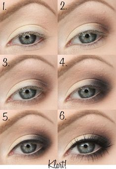 Read the information on natural eye make-up - Ex . - Read the information on natural eye make-up – Expert Eye Makeup – make up - Basic Eye Makeup, Eye Makeup Steps, Hooded Eye Makeup, Makeup Tips, Beauty Makeup, Makeup Ideas, Natural Eye Makeup Step By Step, Natural Eyes, Natural Makeup Looks