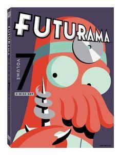 Futurama: Volume 7 DVD ~ Billy West,