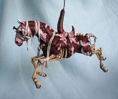 Silent (Hill) Carousel - Sculpture by *Escaron on deviantART