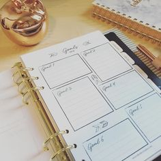 Today has been all about goal setting. I used my new printable planner pack to plan the next 12 months goals and beyond. What are you aiming for this year in life and business? Getting clear on what you want to achieve and mapping out the main tasks that need to happen for you to get there will make you more likely to achieve them. Write them down and keep them visible even share them with family a friend or a business bestie to make you accountable. You can buy my printable goal setting…