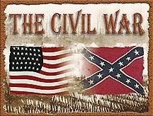 The Civil War--brother against brother