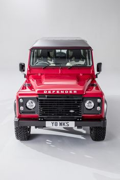 Land Rover V8 Works Photographed by Chris Leah