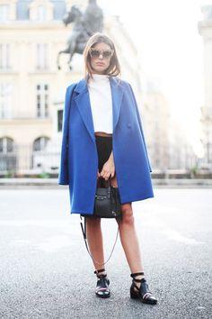 Dulceida: BLUE COAT