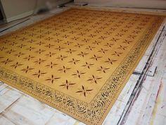 Rosedale Floorcloths 8x10