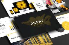 Medialoot - PRSNT Keynote Template