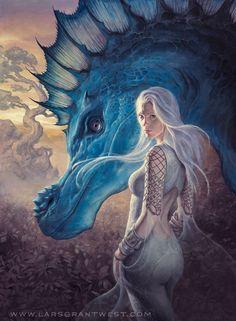 Lars Grant - Varana & Sarravix Dragonsouls 2