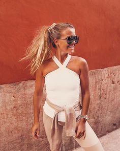 New week. Fresh start. #findyourorange  Pic | @mollyrustas  Sunnies | Alexander McQueen | AM0018SA