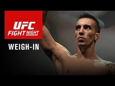 UFC Fight Night 88 Weigh-In Video & Results - http://www.lowkickmma.com/UFC/ufc-figh-night-88-weigh-in-video-results/