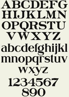 A classic Roman style font inspired by the 1895 edition of Henderson's Modern Signwriter.