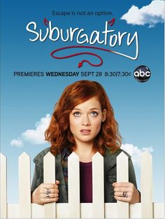 Suburgatory is an American sitcom television series created by Emily Kapnek, airing on ABC.
