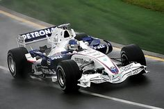 2007 BMW Sauber F1.07 (Sebastien Vettel)