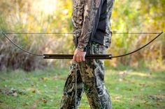 The Compact Folding Survival Bow Is A Mighty Mite That's Ready To Travel With You
