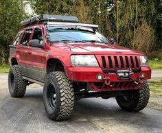 JEEP... Lifted Jeep Cherokee, 1999 Jeep Grand Cherokee, Jeep Grand Cherokee Limited, Cherokee 4x4, Accesorios Jeep Grand Cherokee, Jeep Zj, Jeep Bumpers, Jeep Baby, Overland Truck
