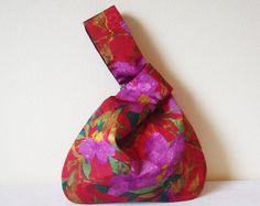 Farfalla giapponese Knot Bag / borsa da polso stordimento