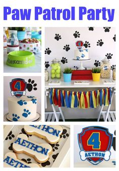 paw-patrol-party-ideas-via-little-wish-parties-childrens-party-blog