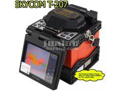 Fusion Splicer SKYCOM T-207H   Harga Murah * Tangerang *