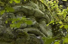 Gardens of Bomarzo, Italy