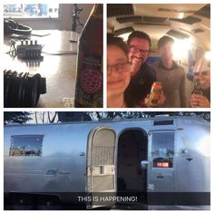 Heyo! A bike podcast within a bike podcast within an Airstream. I had so much chatting Joyride GirlEatsBike and weight loss with the dudes @sprocketpodcast! Big thanks for the invite guys!(also: thanks beermongers! also: @opensignalpdx is rad.) . Check it out! Clickable link in bio for a few daysafter thathttp://ift.tt/2pw1oLN  . . What do you think of the show? Comment below  pretty please and thank you