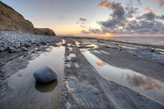 Kilve Beach is 20 minutes from us Beach, Places, Nature, Travel, Naturaleza, Viajes, The Beach, Beaches, Trips