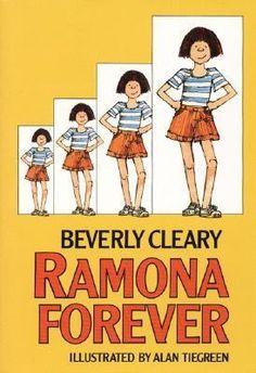 Ahh childhood. I loved Ramona!