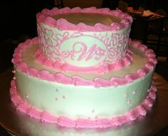 50th Anniversary cake 6/8/13