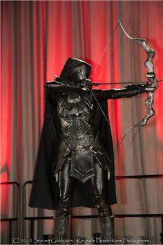 Skyrim Nightingale Thieves' Guild Costume.......WANT SOO BAD, MY NERD MOJO DEMANDS IT