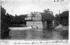 Soden's Mill and Dam, Emporia [1907]